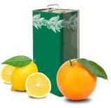 KIT DELLA SALUTE (Arance W.Navel + Arance Vaniglia + Limoni + Olio)