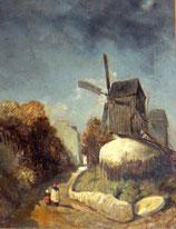 HST Paysage au moulin