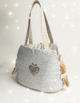 Luxy bag heart