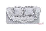 Plumentis Sofa grey