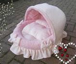 Eh Gia' Traum-Kuschelbettchen Rose' cradle