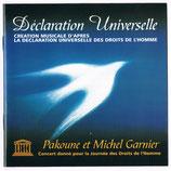 12 - CD DECLARATION DES DROITS DE L'HOMME