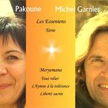 05- CD Recueil N°1 Pakoune et Michel Garnier