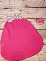 Strampel-sack pink