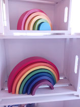 * B WARE *  Regenbogen groß