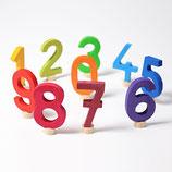 Zahlenstecker 1-9