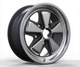 FX 15 Retro schwarz/poliert