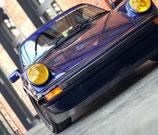 911 gelbe Scheinwerfer GLÄSER