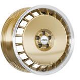 RONAL R50 AERO 7,5x16 4x100 ET 38