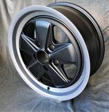 FUXX-Design 17 ZOLL schwarz