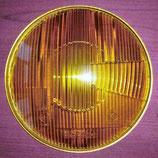 Gelbes Scheinwerfer Glas BOSCH VW Käfer 8/67-7/73