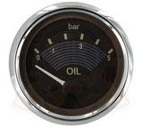 Öldruck Anzeige RETRO