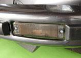 Blinkerglas schwarz in der Stoßstange, passend für alle Modelle ab 08/74