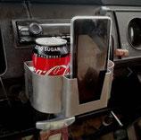 Getränke- und Handyhalter Bus T2