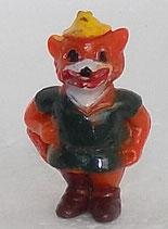 Waldtiere 1976 - Robin Hood - Fuchs Robin Hood - Augenvariante