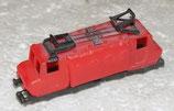 E-Loks - 1987 - E-Lok mit Haube - rot