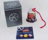 Ferrero Weihnachtsglocken aus Höchster Porzelan - 4er Set