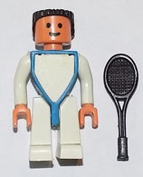 Variable Spielfiguren - Sportler 1982 - Tennisspieler