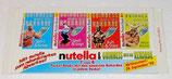 Nutella - Guinness Buch der Rekorde 1998 - Promoset mit allen Büchern