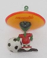 WM 1986 - Pique - Hartplastikfigur