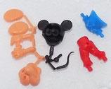 Disney Steckfiguren 1980 - Micky - ungebaut