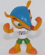 WM 2014 - Fuleco - Spielfigur