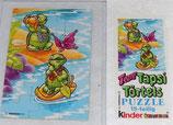 Puzzle - Teenie Tapsi Törtels 1991 - UR mit BPZ