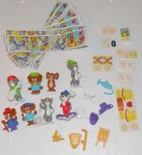 Komplettsatz - Tom und Jerry 1998 - ungebaut
