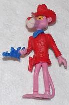 Der rosarote Panther - Steckfigur 1989 - Cowboy