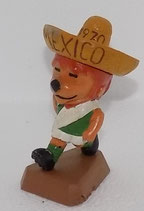 WM 1970 - Willie goes to Mexico - Sockelfigur