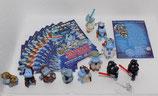 Komplettsatz - Star Wars - Das Hipperium spielt verrückt - inkl. Black Edition
