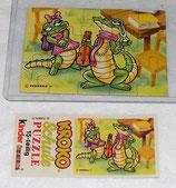 Puzzle - Die Krokoschule 1991 - UL