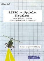 SEGA - Retro Katalog - Sammlungsverwaltung