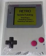 Gameboy - Retro Sammlungsverwaltung