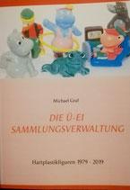 Buch - Die Ü-Ei Sammlungsverwaltung