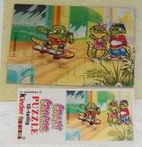 Puzzle - Die Crazy Crocos 1993 - OL mit BPZ
