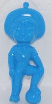 WM 1978 - Gauchito  - Blaue Duschfigur