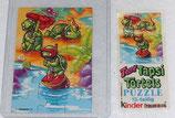 Puzzle - Teenie Tapsi Törtels 1991 - UL mit BPZ