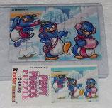 Puzzle - Die Peppy Pingos 1992 - OR