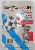 WM 1994 - Striker - Sockelfigur in OVP