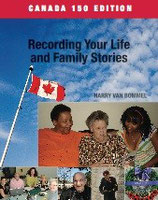 Recording Your Life & Family Stories - Paperback