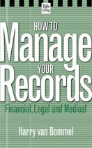 How to Manage Your Records - Paperback