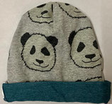 Wendebeanie Panda/uni
