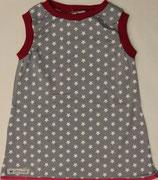 Tunika White Stars on grey