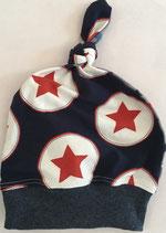 Knotenmützli Stella Rossa