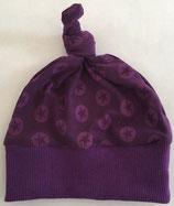 Knotenmützli violett star