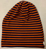 Wendebeanie Stripes/Frogy