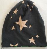 Wendebeanie Kroko Star