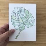 Kaart blad