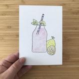Kaart limonade
